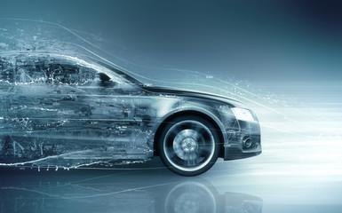 Вождение автомобиля в тумане